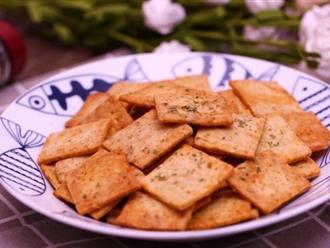Từ khi biết làm snack khoai tây, nhà tôi chẳng bao giờ phải mua bim bim cho các bé nữa!