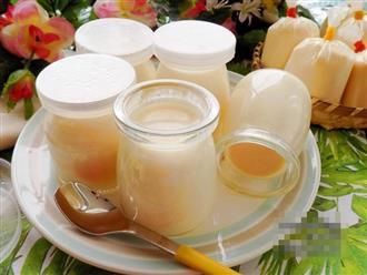Cách làm sữa chua túi mát lạnh tê lưỡi, ăn vào quên hết oi bức ngày hè