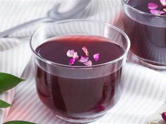 Làm thạch trà ngọt mát cho ngày nắng lên