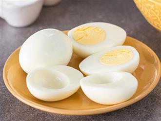 """Không thể ngờ lòng trắng trứng tốt như """"thần dược"""" thế này"""