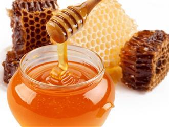 Mách mẹ 8 cách phân biệt mật ong thật, mật ong giả đơn giản nhất