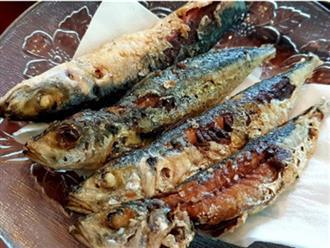 Mẹo làm cá nục chiên giòn không tanh, giàu dinh dưỡng