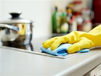 7 mẹo làm sạch các dụng cụ nhà bếp, không còn lo vi khuẩn gây bệnh
