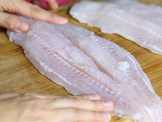 Mẹo lọc xương cá nhanh và sạch không phải ai cũng biết
