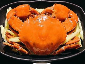 Biết mẹo luộc cua này, món cua của bạn đảm bảo luôn đỏ ngon như đi ăn nhà hàng 5*
