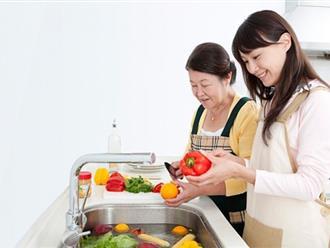 Mẹo nấu ăn vừa nhanh, vừa nhàn cho các bà nội trợ