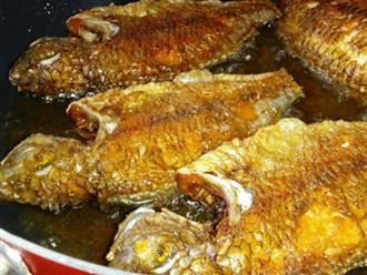 Mẹo rán cá không bị bắn dầu của cư dân mạng: nghe xàm xàm tưởng đùa nhưng hoá ra lại có thật?