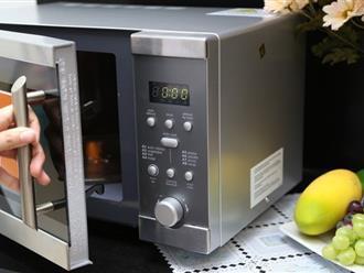 Có những mẹo sử dụng lò vi sóng hay ho này việc nấu ăn sẽ dễ dàng hơn nhiều