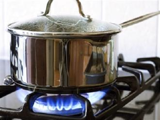 Mẹo tiết kiệm 50% tiền gas mỗi tháng khi nấu ăn các bà nội trợ nên biết