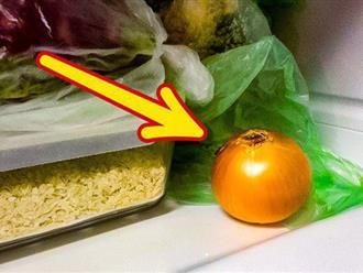Nếu còn than vãn làm bếp cực nhọc thì có lẽ bạn chưa biết những mẹo vặt đơn giản mà cực hay ho này