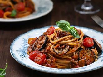 Món mì Ý ngon chuẩn vị hóa ra có cách làm dễ vô cùng!