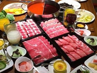 Dù thích đến mấy nhưng 4 món này không nên ăn khi đi thưởng thức buffet