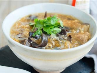 Hóa ra món súp mà người Hồng Kông cực kỳ mê mẩn lại làm đơn giản thế này