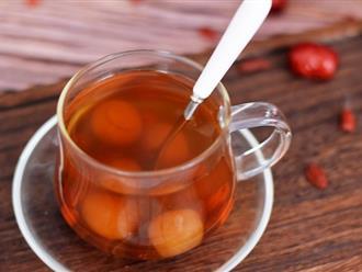 Phụ nữ nhất định phải làm món trà này thường xuyên để uống vì tốt đủ đường