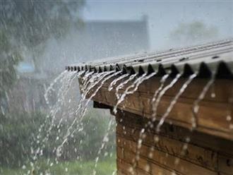 """""""Mưa rào hay mưa phùn dễ khiến chúng ta ướt quần áo hơn?"""" và đáp án khiến nhiều người phải xem lại chính mình"""