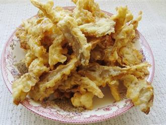 Chế biến nấm kiểu này còn thơm ngon hơn thịt, cả nhà không thể ngừng ăn