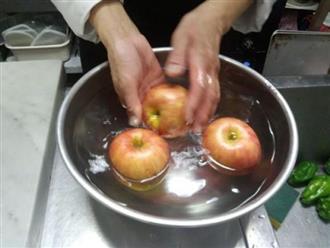 Chỉ cần ngâm rau quả héo vào nước này, chúng sẽ tươi lại ngay lập tức