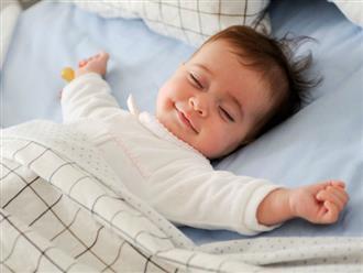 Bật mí cách để mẹ có thể rèn bé ngủ ngon xuyên đêm không bao giờ quấy khóc giúp con lớn nhanh hơn