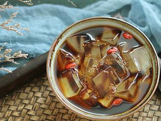 Người Trung Quốc có cách thưởng thức món thạch vô cùng tinh tế, không thử thì thật phí!