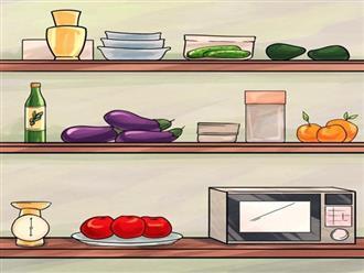 Những loại thực phẩm không nên để trong tủ lạnh