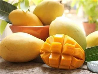 Những loại trái cây giúp dân văn phòng chống lại bức xạ từ máy tính, bảo vệ mắt và sức khỏe