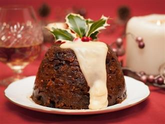 Những món ăn truyền thống không thể thiếu trong đêm Giáng sinh