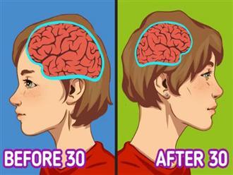 Những thay đổi về sức khoẻ khi chúng ta bước qua tuổi 30 chắc chắn sẽ khiến bạn ngạc nhiên, thậm chí có cả những mặt lợi ích đáng kể