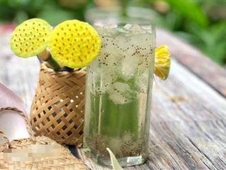 Hễ mùa hè là nhà tôi luôn có món nước đẹp da này trong tủ lạnh, uống vừa ngon vừa mát