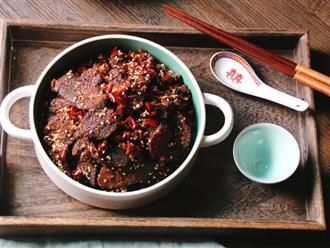 Từ khi có công thức làm thịt bò khô này, tôi không bao giờ làm thịt bò khô theo cách cũ nữa