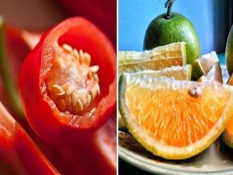 Ớt chứa nhiều vitamin C hơn cả cam: 6 lợi ích tuyệt vời của quả ớt với sức khỏe
