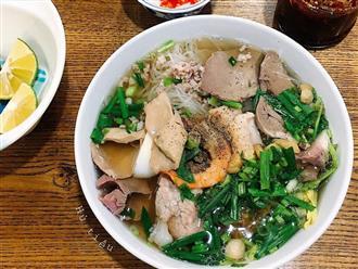 Điểm mặt những quán hủ tiếu ngon nức tiếng ở Hà Nội