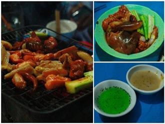 Quán nướng không tên giá rẻ - điểm hẹn của giới trẻ Sài Gòn