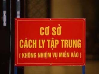 Quảng Nam thông tin nhanh về lịch trình di chuyển 3 bệnh nhân mắc Covid-19 công bố ngày 4/8