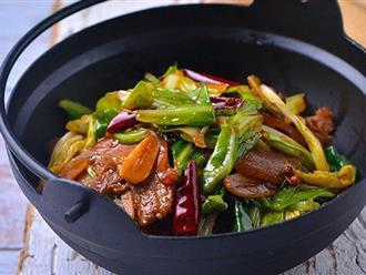 Rau bắp cải mà đem xào theo cách này thì ngon tuyệt vời