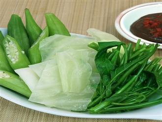 Sai lầm khi luộc rau vừa mất chất, vừa độc hại người Việt vẫn làm hằng ngày