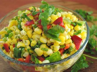 Có món salad nhà tôi từ bé đến lớn từ trẻ đến già đều yêu thích, đó chính là món salad này