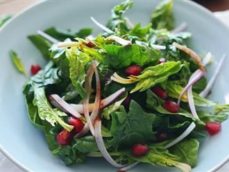 Ăn kiêng giảm cân nhất định phải bỏ túi công thức món salad làm trong 10 phút mà cực ngon này