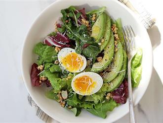 Thực đơn Eat Clean thêm phong phú với món salad mới toanh siêu ngon này