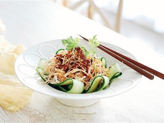 Ăn món salad này mỗi sáng đảm bảo bạn vừa đủ năng lượng lại còn giảm cân nữa chứ