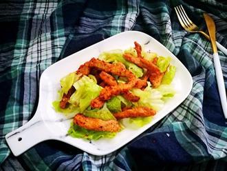 Thêm một món salad thịt nướng cực ngon không thể bỏ qua