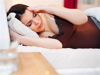 """Sáng nào thức dậy cũng đau đầu, coi chừng là 5 bệnh """"sát thủ lặng lẽ"""" này"""