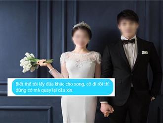 """Sau lễ ăn hỏi, chồng buông câu: """"Biết thế này cưới đứa khác cho xong"""", cô dâu mới quyết định """"vùng lên"""" với màn hủy hôn dứt khoát"""