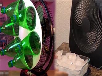 7 cách làm mát giảm tới 6 độ C trong phòng nóng nực mà không cần dùng điều hòa