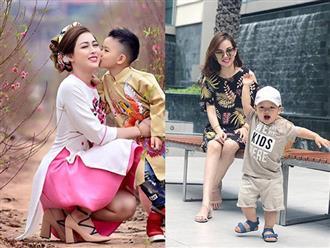 Những nàng single mom mạnh mẽ, một tay nuôi con vẫn có thu nhập khủng sau ly hôn