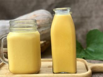 Sáng nào tôi cũng uống món sữa này thay cho bữa sáng, sau 2 tuần giảm cả 3kg!