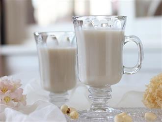 Mỗi sáng hay mỗi tối chỉ cần một ly sữa hạt là đủ dinh dưỡng mà giảm cân hiệu quả