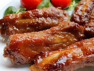 Tuyệt chiêu làm sườn kho tiêu chuẩn vị, ăn một lần là mê