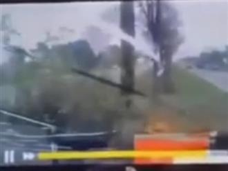 Ngủ gật khi đang lái xe, tài xế gây tai nạn liên hoàn khiến 3 người thương vong