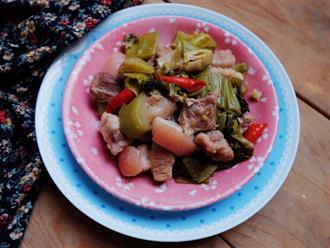 Đảm bảo nồi cơm nhà bạn hết bay nếu nấu món thịt kho kiểu này