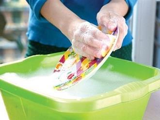 Thói quen CHẾT NGƯỜI khi rửa bát khiến cả nhà ĐỐI MẶT VỚI UNG THƯ và CHẾT SỚM HƠN RẤT NHIỀU